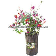 Bamboo Wall Vase Bamboo Wall Flower Vase Bamboo Wall Flower Vase Suppliers And