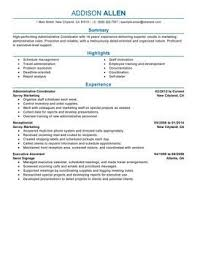 sle resume of administrative coordinator ii salary slip 7 best perfect resume exles images on pinterest resume exles