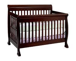 Davinci Emily Mini Crib Espresso by Convertible Baby Cribs Convertible Baby Crib Cherry Baby Cribs