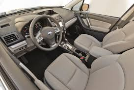 subaru forester interior 3rd row 10 best compact crossovers the daily drive consumer guide the