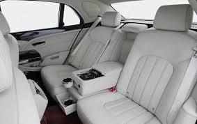 white bentley interior 2011 bentley mulsanne information and photos zombiedrive