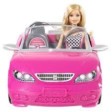 barbie glam convertible target