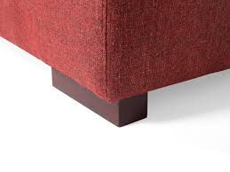Ottoman Red by Modern Ottoman Red Fabric Lungo