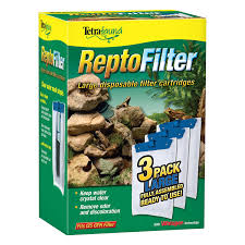 Petsmart Christmas Aquarium Decorations by Amazon Com Tetra 25845 Reptofilter Filter Cartridges Medium 3