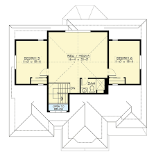 small guest house floor plans 6 bedroom with third floor room and matching guest