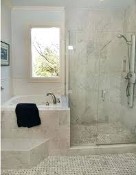 Bathroom Shower Tub Ideas Bathroom Designs With Shower And Tub Northlight Co
