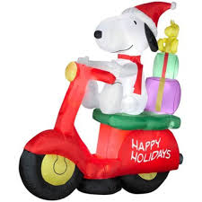 Peanuts Outdoor Christmas Decorations Snoopy Outdoor Christmas Decorations Christmas Lights Decoration