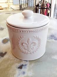 fleur de lis kitchen canisters 41 best spice jars and canisters images on kitchen
