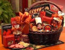 healthy food gift baskets christmas food gift baskets the hear healthy gift basket