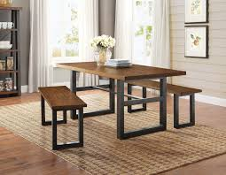 Better Homes And Gardens Dining Room Furniture Better Homes And Gardens Mercer Dining Table For 6 Person Vintage