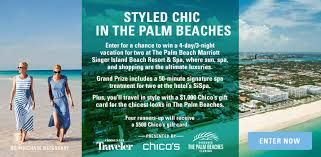 chicos gift card win a trip to the palm beaches chico s gift card thrifty momma