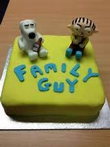 family guy birthday cake ideas 7069