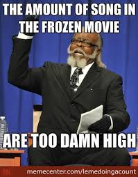 Frozen Movie Memes - my reaction to the movie frozen by lemedoingacount meme center