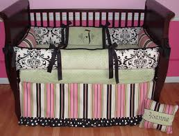 Girls Pink And Black Bedding by Baby Nursery Divine Picture Of Kid Bedroom Decoration Using Light