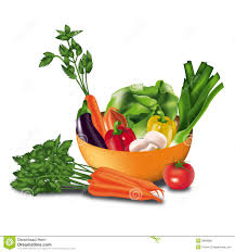 vegetables in a bowl royalty free stock image image 9889886