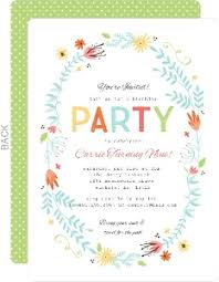 birthday invitations for girls birthday invitations for girls with