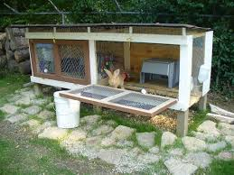 building a rabbit hutch out of pallets bought this one today off