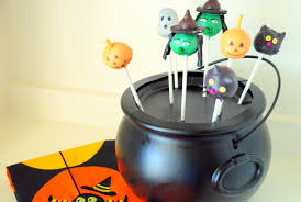 Halloween Cake Pop Ideas by Kooky Spooky Halloween Cake Pops