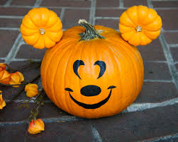make a mickey mouse pumpkin this halloween 7 steps with pictures