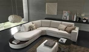 canape d angle arrondi quel canapé d angle choisir pour le salon salon canapé angles