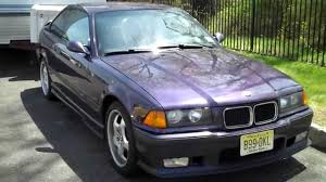 1996 bmw 318i convertible review 1996 e36 bmw m3 techno violet review tour and walk