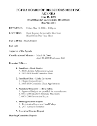 business meeting minutes board of directors meeting minutes