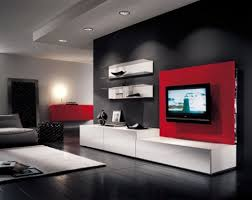 Tv Accent Wall by Decor Accent Walls And Lcd Tv Wall Cabinet With Tile Flooring