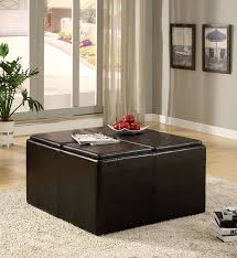 Coffee Table Ottoman With Storage by Coffee Table Amazing Upholstered Coffee Table Small Ottoman