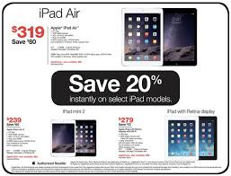 apple deals black friday staples and radio shack black friday deals include discounts on