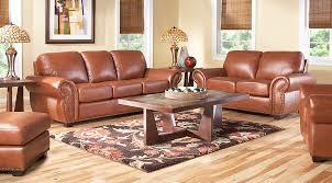 light brown living room balencia light brown leather 3 pc living room leather living rooms
