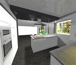 idee d馗o cuisine idee de couleur de cuisine mineral bio