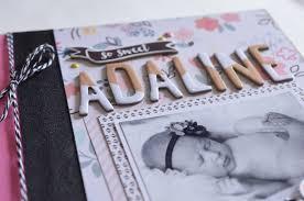 6x8 Album Paper Issues Baby U0027s First Year Mini Album