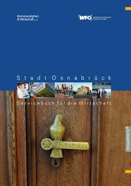 servicebuch für die wirtschaft osnabrück by wfo