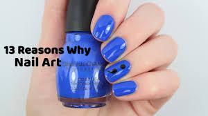 13 reasons why nail art youtube