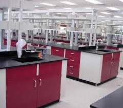 Science Lab Benches Iso90011 Educational Laboratory Furniture Equipment