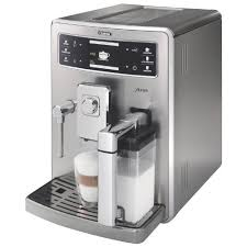 Saeco Xelsis SS Automatic Espresso Machine Stainless Steel