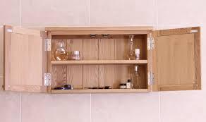 Wooden Bathroom Wall Cabinets Light Oak Bathroom Wall Cabinet Lighting Cabinets Vanity Storage