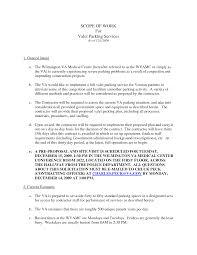 Flight Attendant Resume Example Valet Parking Duties Best Letter Of Resignation