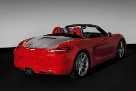 porsche cayenne matte red porsche boxster s red 7 edition unveiled automotorblog