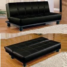 Leather Futon Sofa Faux Leather Futon Sofa Centerfieldbar Com