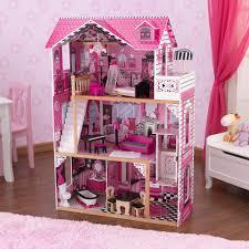 kidkraft amelia dollhouse with furniture walmart com