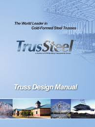 Wood Truss Design Software Download by Trussteel Design Manual 2012