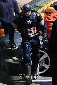 ultron costume check out captain america s new costume in the age of