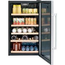 Home Bar Cabinet With Refrigerator - wine beverage u0026 keg coolers appliances the home depot