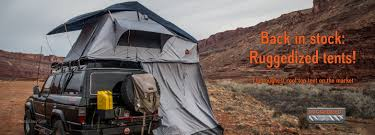 Ford F250 Truck Tent - tepui tents roof top tents for cars and trucks