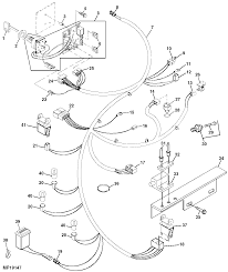 john deere 345 engine schematic need to find info on electrical