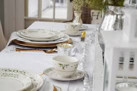 my glamorous christmas table gratefully vintage
