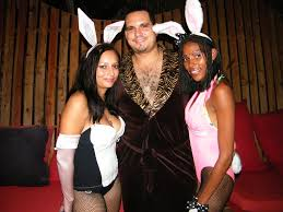 kama lounge hosts halloween the playboy mansion costume party