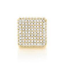 men s earrings 51 mens square diamond earrings gold diamond earrings for men