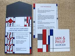 wedding invitations kitchener october 2011 the invitation hip ink